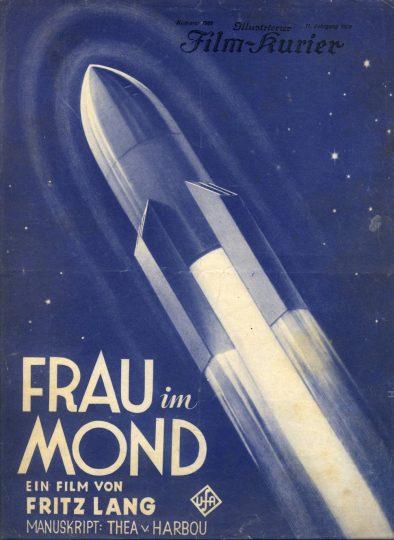 Fritz Lang - Frau im Mond