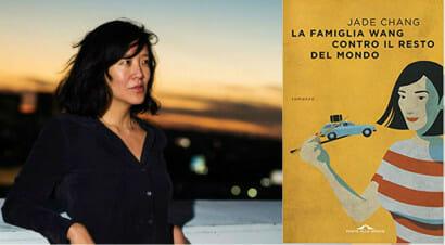 Intervista a Jade Chang, che racconta la ricerca dell'identità, tra tradizioni familiari e ribellione