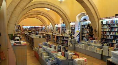 L'appello di Susanna Tamaro per salvare la storica Libreria dei Sette di Orvieto