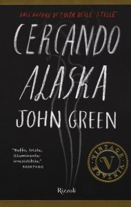 cercando alaska john green rizzoli copertina