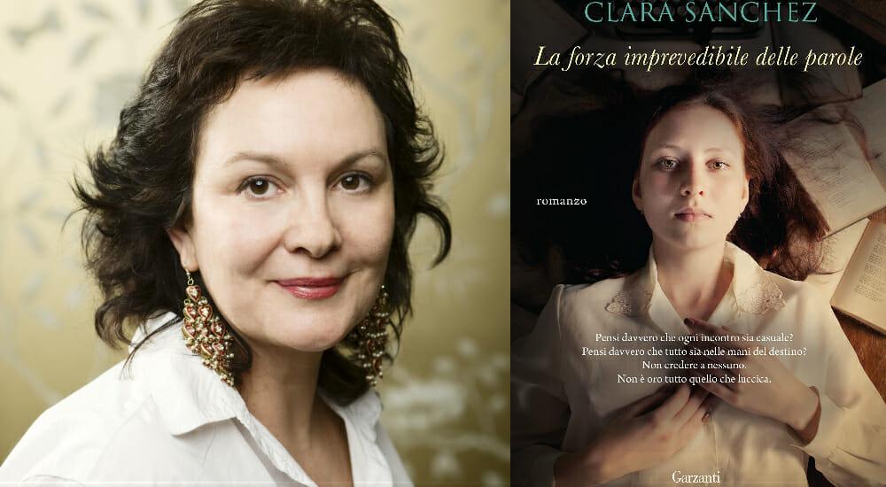 L'esordio di Clara Sánchez per la prima volta nelle librerie italiane