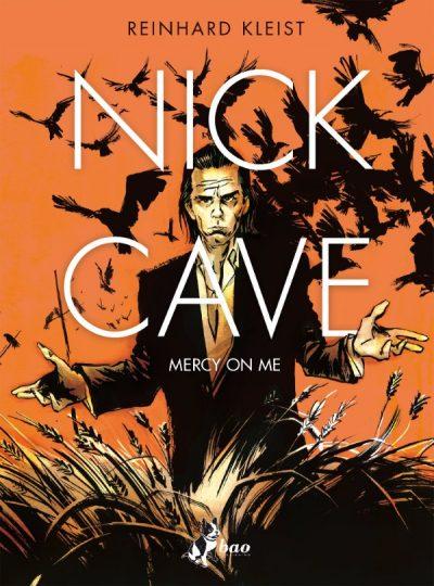 nick cave graphic novel di Reinhard Kleist