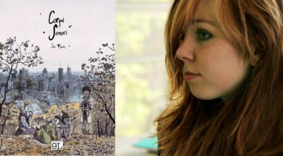 Graphic novel: intervista a Julie Maroh, che racconta l'amore in tutte le sue forme