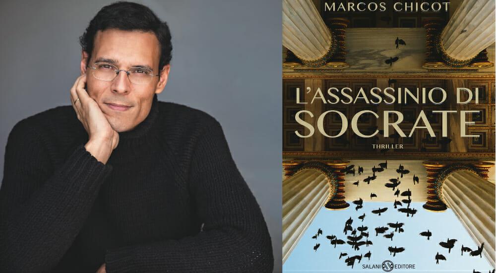 Marcos Chicot ci racconta il segreto dei suoi romanzi, in cui la verità storica viene prima della finzione