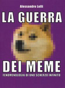 alessandro lolli la guerra dei meme copertina