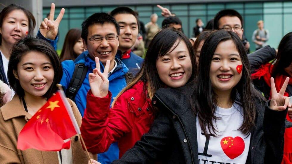 millennials cinesi