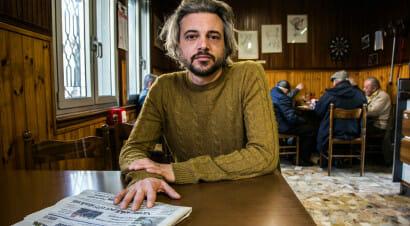 Tra l'Emilia e l'America: Roberto Camurri si racconta