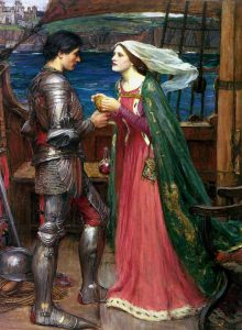 John William Waterhouse, Tristano e Isotta