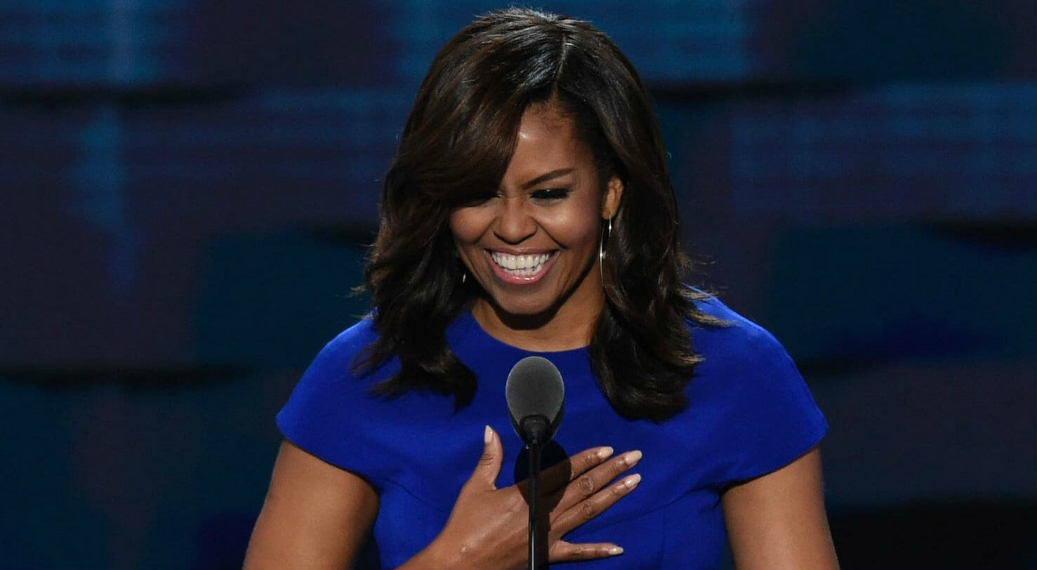 """Becoming"" di Michelle Obama: dal libro-bestseller a Netflix"