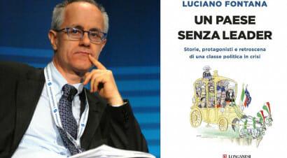 Luciano Fontana e l'Italia senza leader: