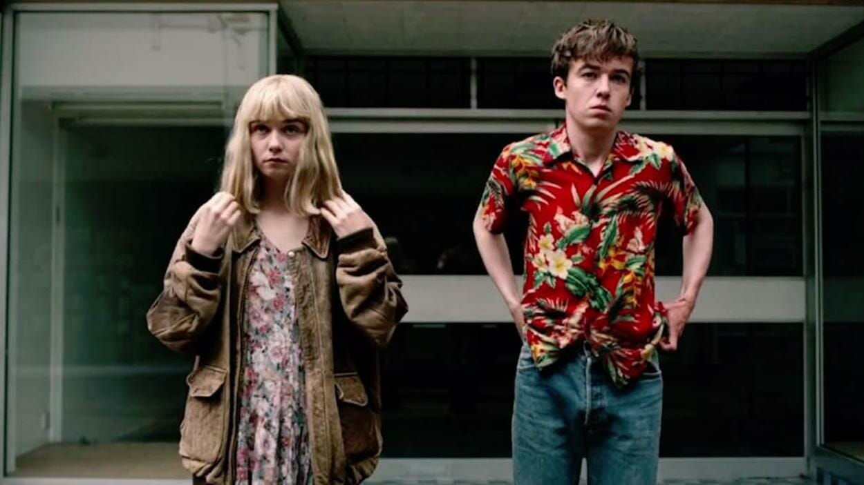 the end of the f***ing world serie tv netflix 2018