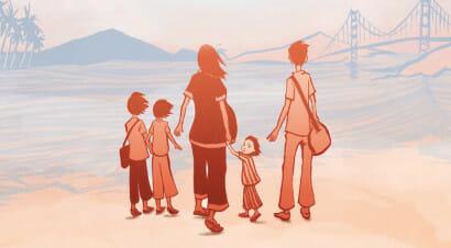 Il dramma universale delle migrazioni nel memoir a fumetti di Thi Bui: l'intervista