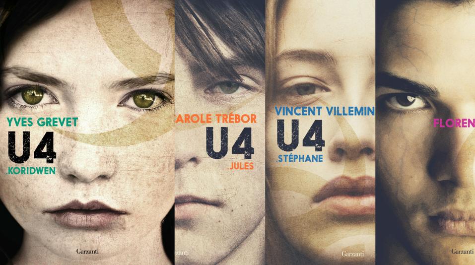 """""""U4"""", la saga post-apocalittica per ragazzi. In libreria il primo dei quattro volumi"""