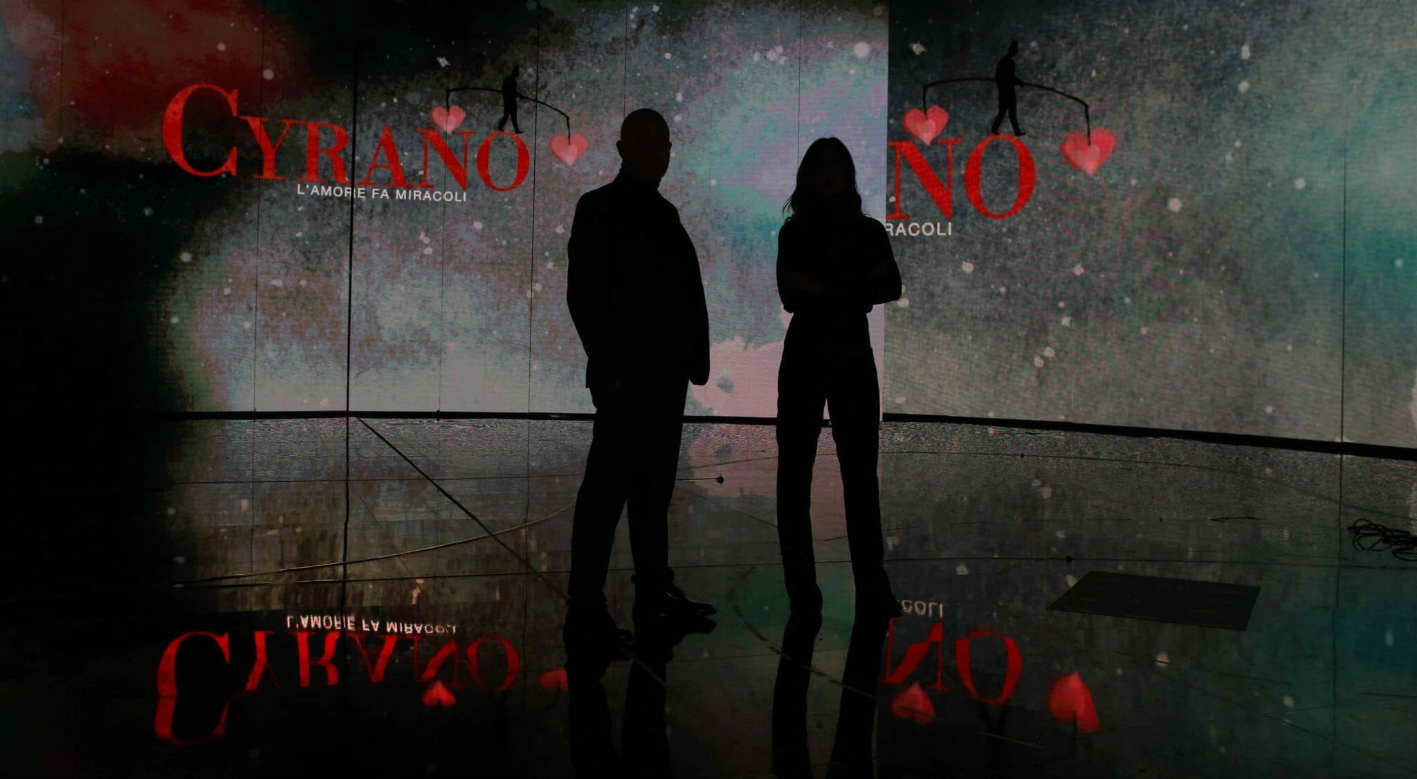 """""""L'amore non ha un perché, è il perché"""". Gramellini racconta """"Cyrano"""" (in cui si darà spazio ai classici della letteratura)"""