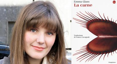 Incontro con Emma Glass, in libreria con