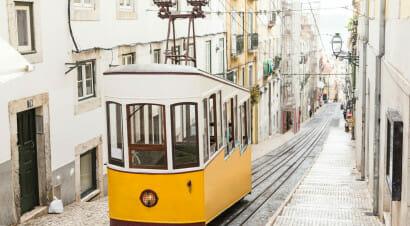 Innamorarsi a Lisbona