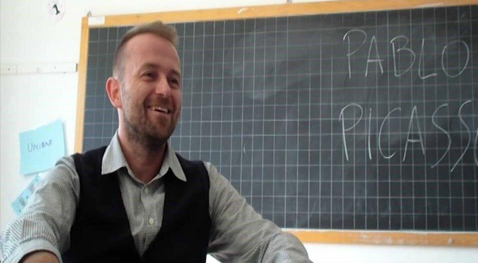 """La preoccupazione di Enrico Galiano: """"Quello dell'insegnante non è un lavoro che fai quando non c'è altro"""""""