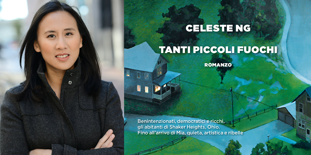 Intervista a Celeste Ng, che in