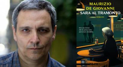 Sara, la protagonista della nuova serie firmata da Maurizio De Giovanni