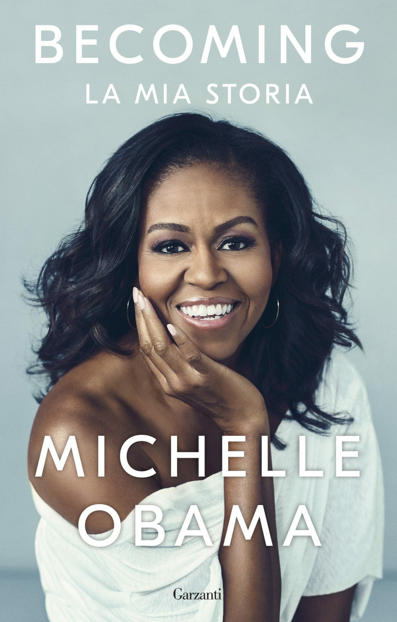 copertina Michelle Obama_ Becoming