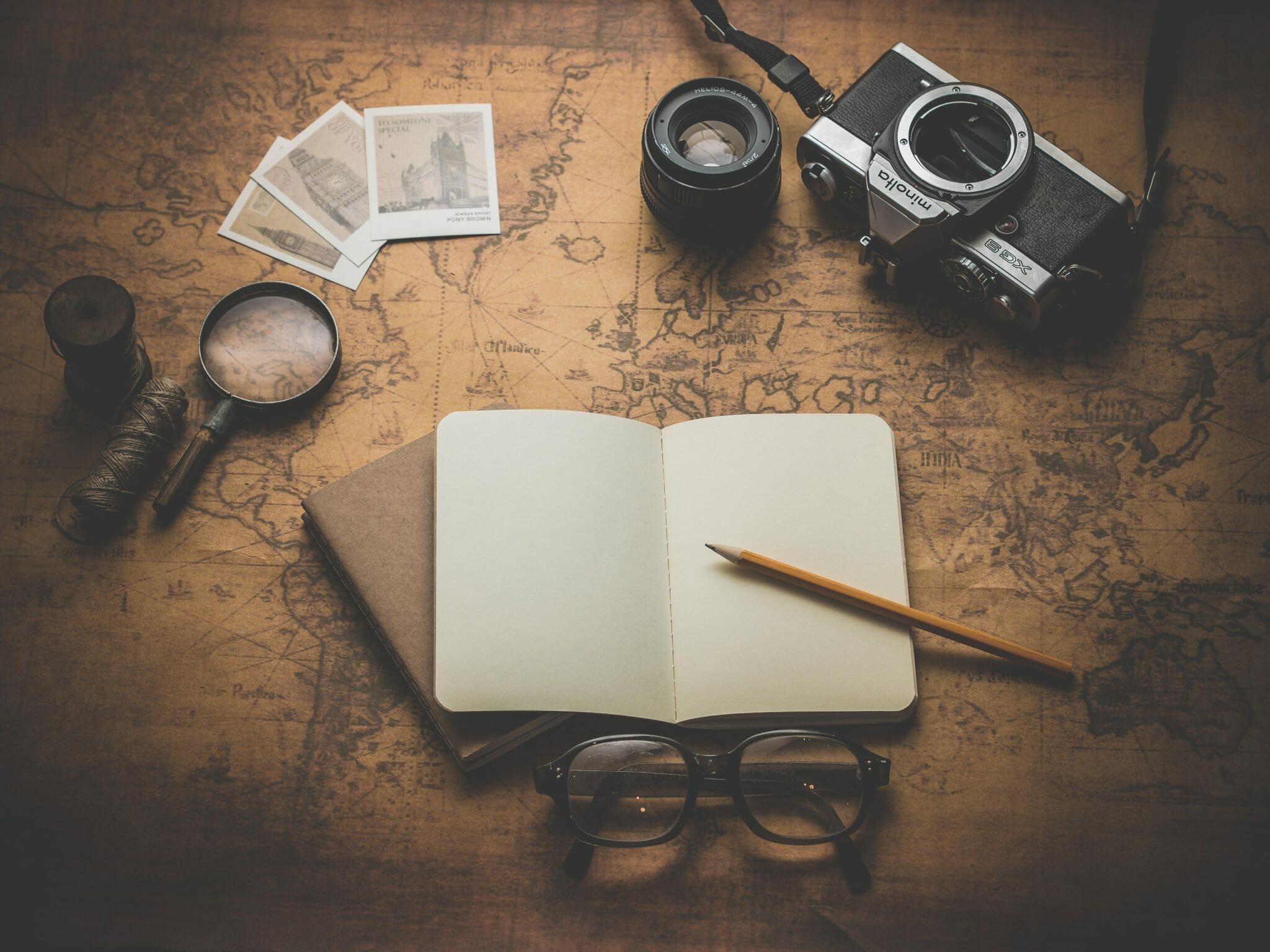 Mollare tutto e partire: i libri dei viaggiatori 2.0