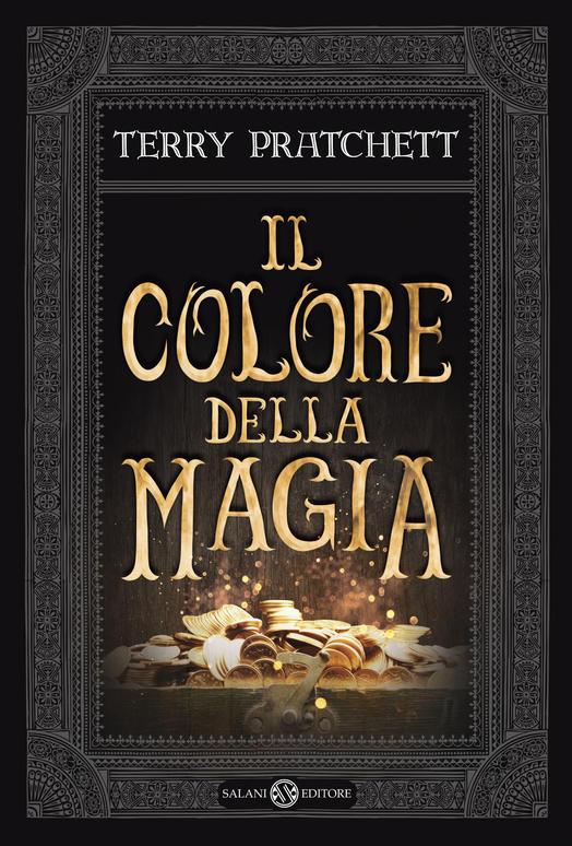 libri fantasy - il colore della magia