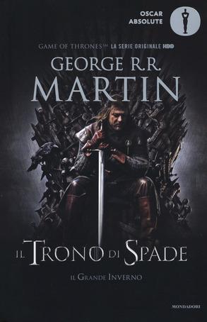 libri fantasy - il trono di spade