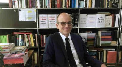 Francesco Anzelmo nominato Direttore editoriale di Mondadori