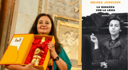 Premio Strega 2018, la vittoria di Helena Janeczek