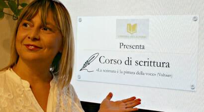 Aprire una libreria: Laura Orsolini avvera il suo sogno