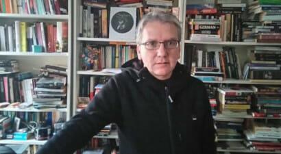 Il weird protagonista dell'ultimo libro di Mark Fisher, tra letteratura, musica e cinema