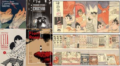 Dal gekiga al manga: alla riscoperta dei maestri orientali del fumetto