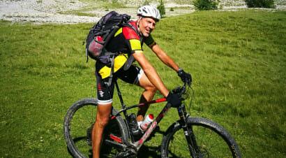 In un libro la passione per la bicicletta di Martin Angioni, ex numero uno di Amazon Italia