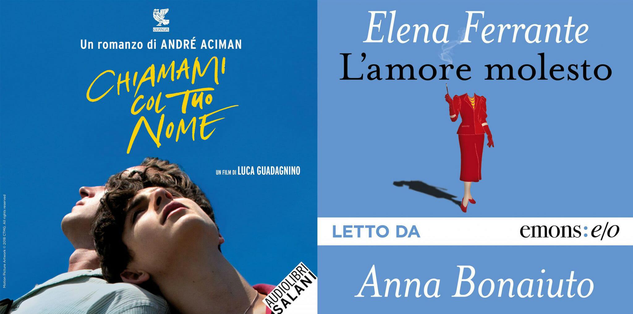 L'audiolibraio, ascolta il podcast sugli audiolibri: la prima puntata con Elena Ferrante e