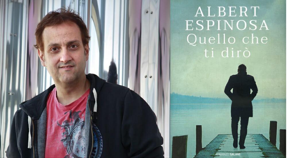 Il mondo salvato dagli adolescenti: Albert Espinosa si racconta