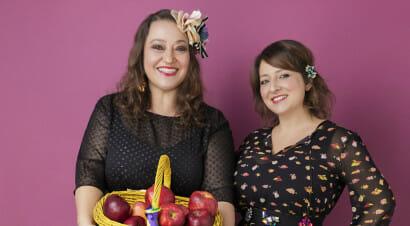 Ricette dal cuore e storie di famiglia nel libro di cucina delle Sorelle Passera