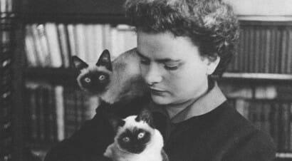 La vita e i libri di Elsa Morante, scrittrice