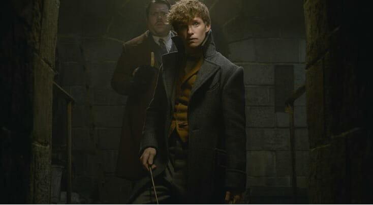 """In libreria il 3 dicembre la sceneggiatura del film """"Animali fantastici. I Crimini di Grindelwald"""""""