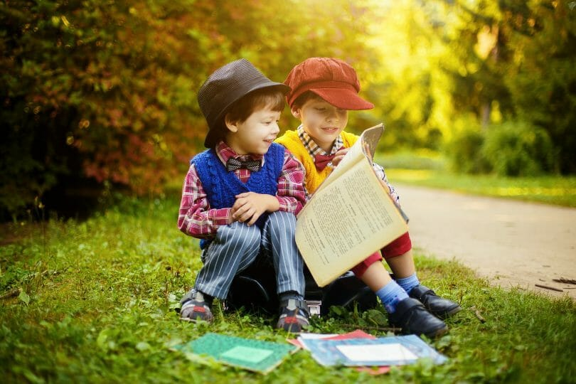 I semplici consigli di una maestra-scrittrice per far avvicinare i bambini ai libri