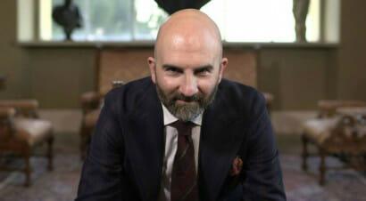 Donato Carrisi showrunner della serie tv Sky tratta da