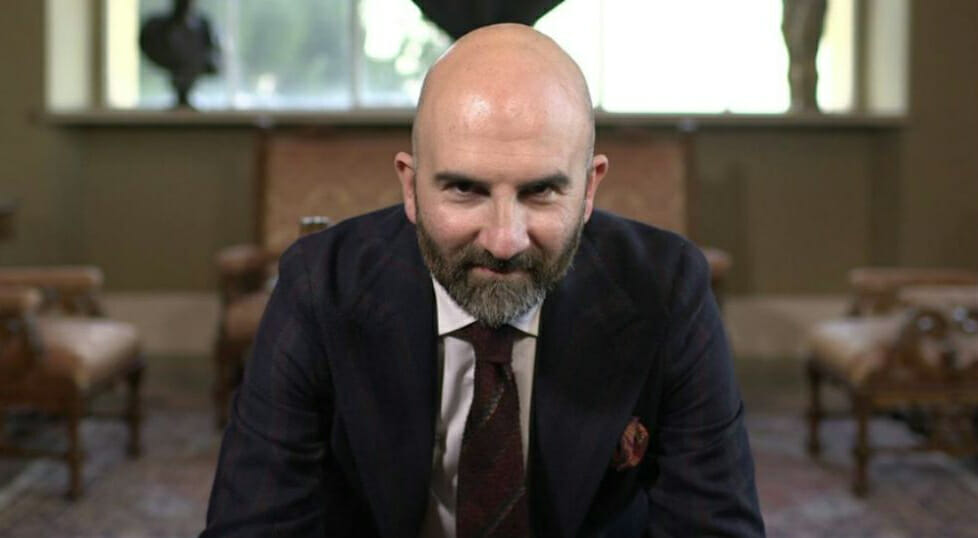 """Donato Carrisi showrunner della serie tv Sky tratta da """"Il tribunale delle anime"""""""