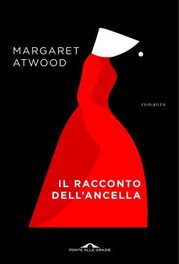 Atwood - Il racconto dell'Ancella new cover