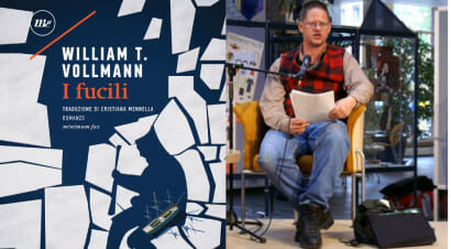 William T. Vollmann è un personaggio di William T. Vollmann