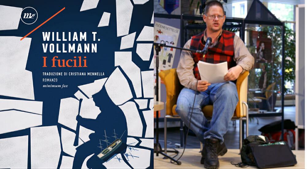 di Il Libraio William è personaggio TVollmann William TVollmann un yY7gvIbf6