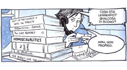Alla ricerca di identità e amore: fumetti e graphic novel LGBT