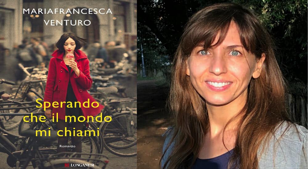 """""""Sperando che il mondo mi chiami"""", Mariafrancesca Venturo racconta la passione per l'insegnamento"""