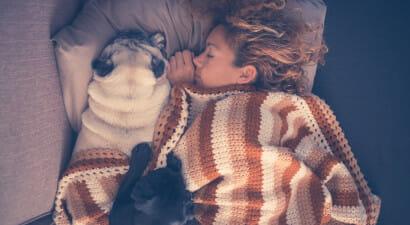 Il bello di andare a letto ascoltando un audiolibro fino ad addormentarsi… come da bambini