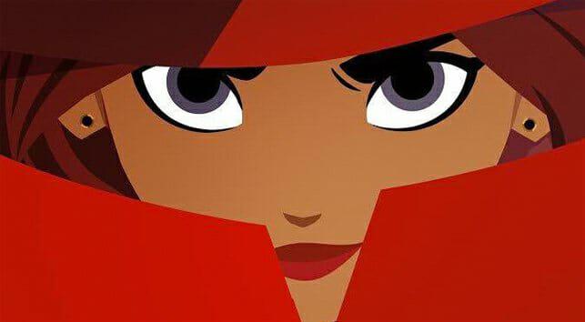 Carmen Sandiego è tornata: in arrivo la serie Netflix e il libro sulla famosa ladra in abito rosso