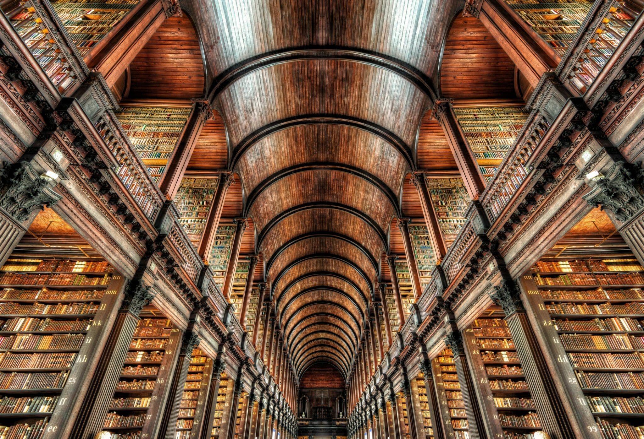 Le biblioteche, universi imprevedibili