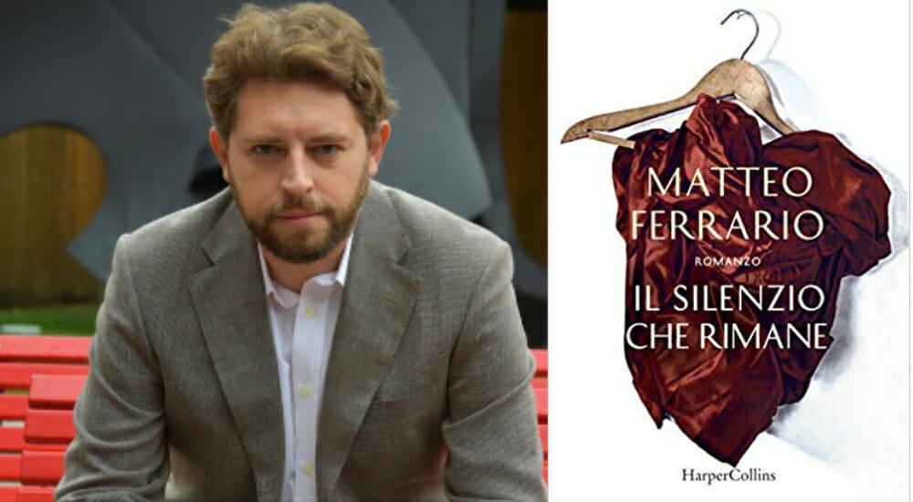 """Risultati immagini per """"Il silenzio che rimane"""" di Matteo Ferrario"""